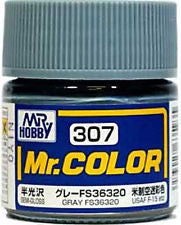 Mr. Color 307 Gray FS36320 (Semi-Gloss/Aircraft) C307