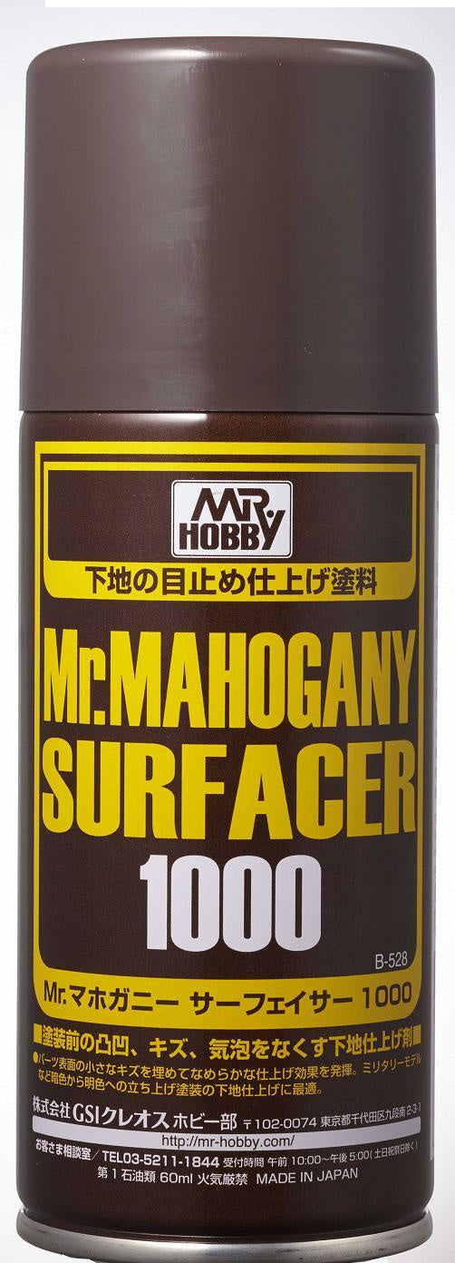 Mr Mahogamy Surfacer Spray 1000 Can B528