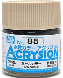 Acrysion N85 - Sail Color (Flat/Sailing Ship)