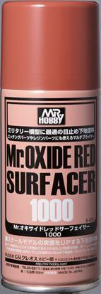 Mr Oxide Red Surfacer Spray 1000 Can B525
