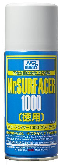 Mr Surfacer Spray 1000 Deluxe Can B519