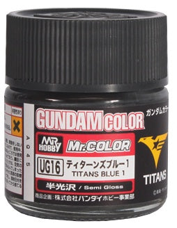 G Color - UG16 MS Titans Blue 1 - 10ml