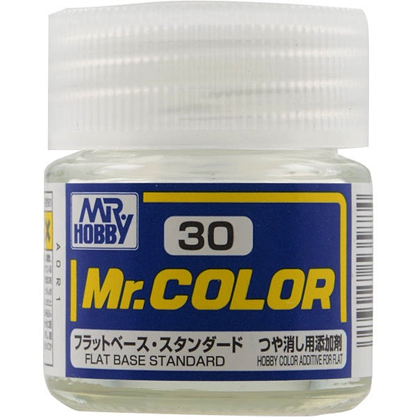Mr. Color 30 - Flat Base (Flat/NA) C30