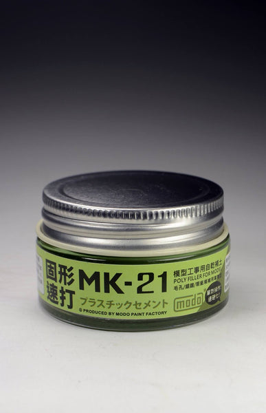 MK-21 Poly Filler for Models