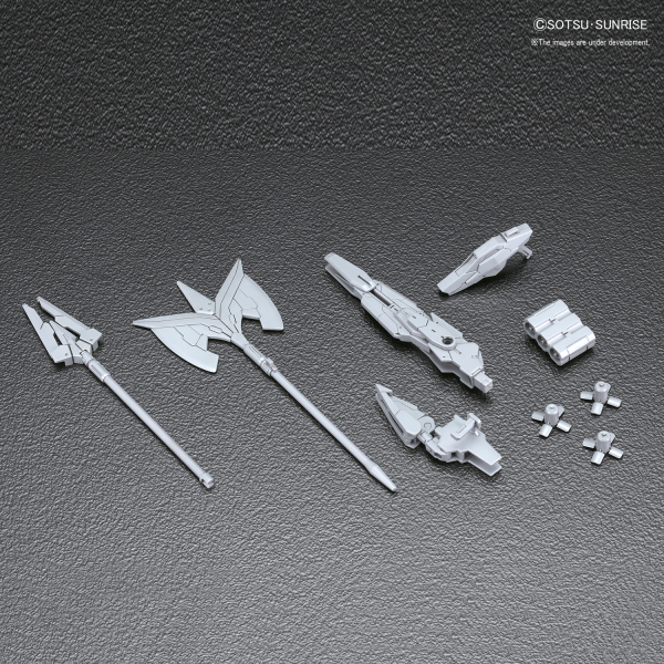 HG Ballistic Weapons 1/144