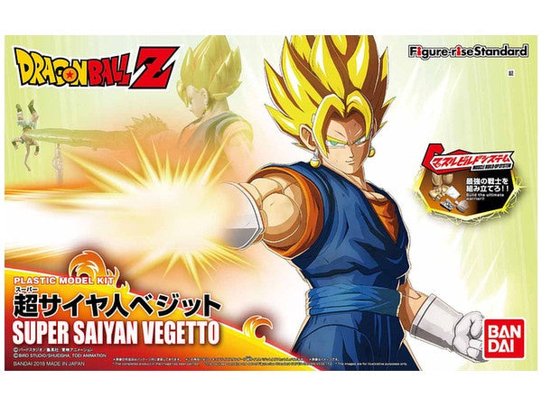 FR - Super Saiyan Vegetto