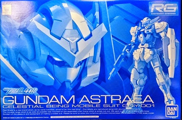 RG Gundam Astraea Full Set