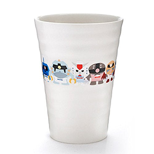 Gundam Cafe Large Tea Cup - White