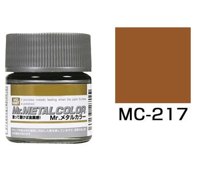 Mr Color Metal Color - MC217 Gold