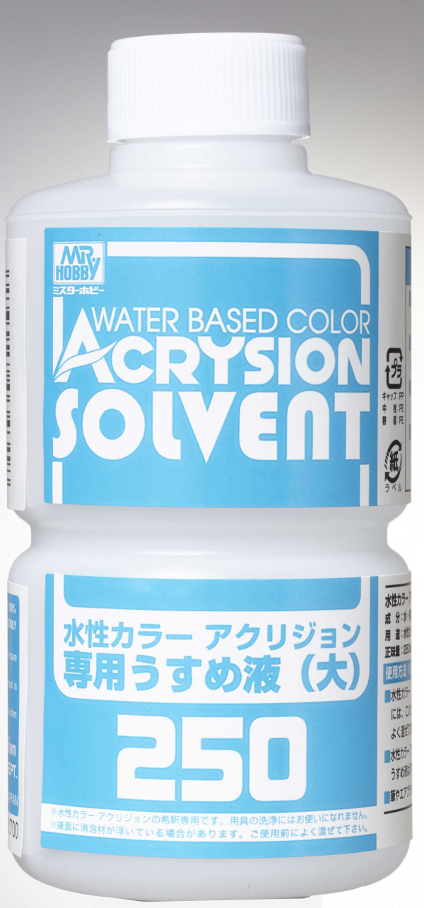 Acrysion Color Thinner 250ml T303