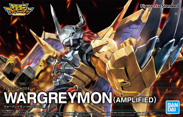 FR - Wargreymon (Amplified)