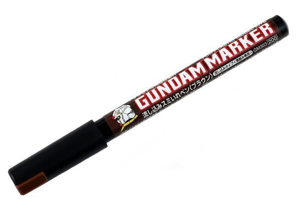 Gundam Marker Pour Type Brown GM303