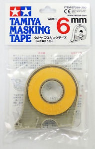 Masking Tape 6mm w/ Dispenser