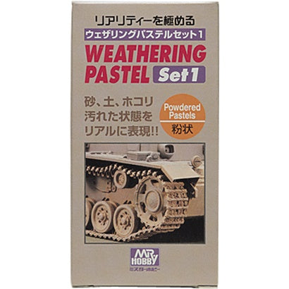 Weathering Pastel Color Set 1 PP101