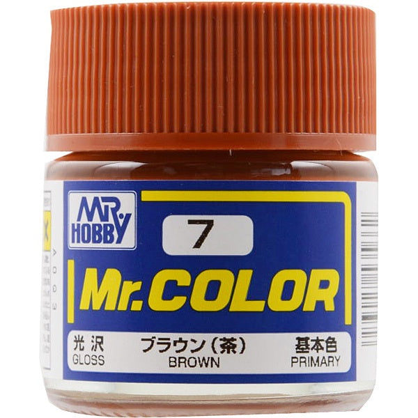 Mr. Color 7 - Brown (Gloss/Primary) C7