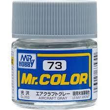 Mr. Color 73 - Aircraft Gray (Gloss/Aircraft) C73