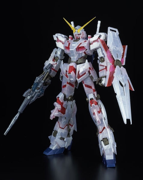 MG RX-0 Unicorn Gundam Metallic Gloss Injection 1/100