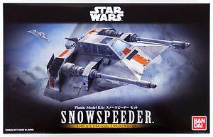 SW - 1/48 & 1/144 Snow Speeder Set