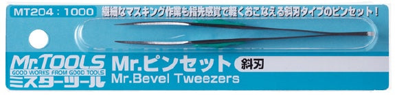 Mr Bevel Tweezers