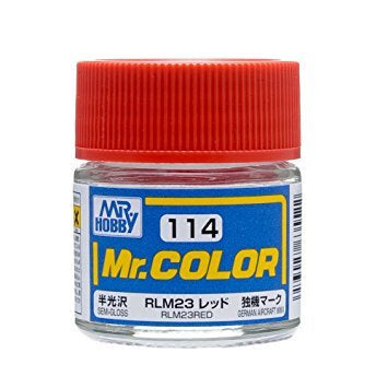 Mr. Color 114 - RLM23 (Semi-Gloss/Aircraft) C114