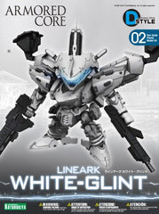 Armored Core - White Glint D-Style Model Kit