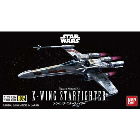 SW - Vehicle Model 002 X-Wing Starfighter