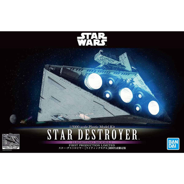 SW - Star Destroyer (Lighting Model) 1/5000