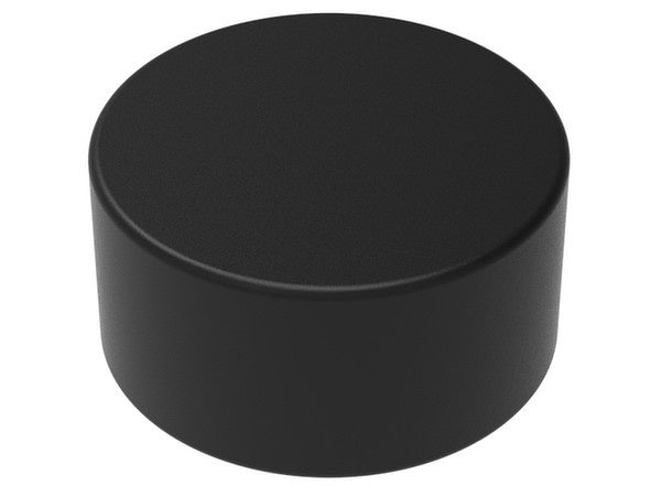 Neodymium Magnet Round Type Black 4mm x 2mm (10pcs)
