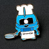 Gundam Cafe Pin Gouf