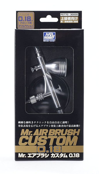 Mr. Airbrush Supreme Custom (0.18mm) PS770