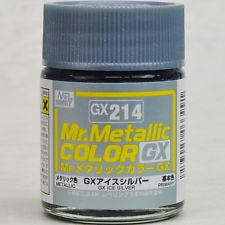 Mr Color GX214 - GX Metal Ice Silver