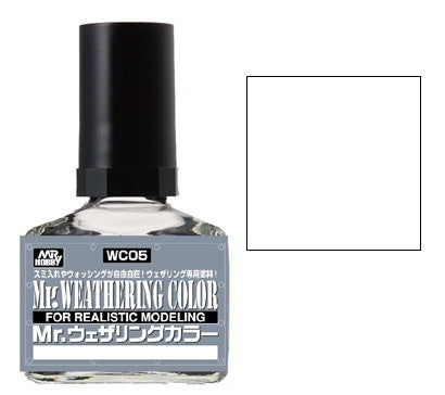Mr. Weathering Color WC05 - Multi White