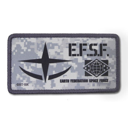Mobile Suit Gundam: E.F.S.F. Removable Full-Color Patch