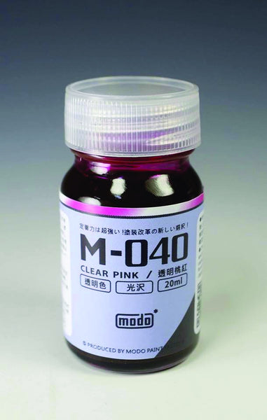 M-040 CLEAR PINK