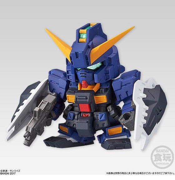 FW SD Gundam Neo 11 Official Color Gundam TR-1 Hazel Custom