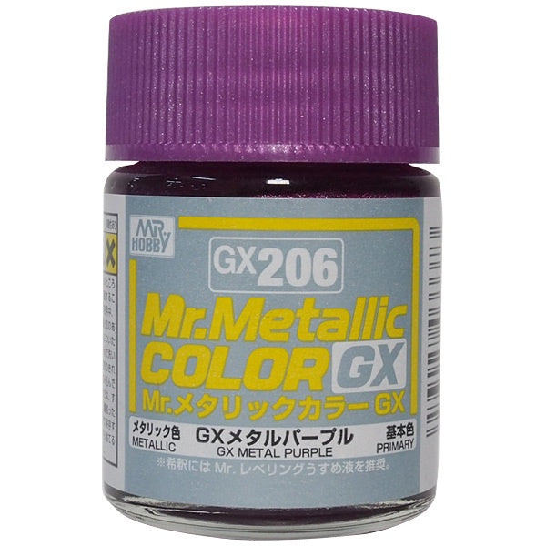 Mr Color GX206 Metal Purple