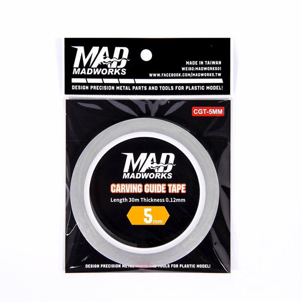 MAD - Carving Guide Tape 5mm CGT-5MM
