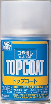 Mr Top Coat Flat Can B503
