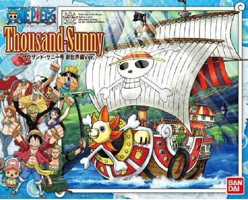 OP - Thousand Sunny New World Ver.