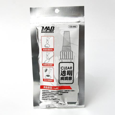 MAD - Clear Instant Modeling Glue CG-002