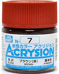 Acrysion N7 - Brown (Gloss/Primary)