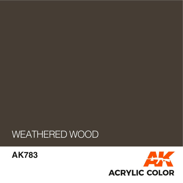 AK783 Weathered Wood 17ml
