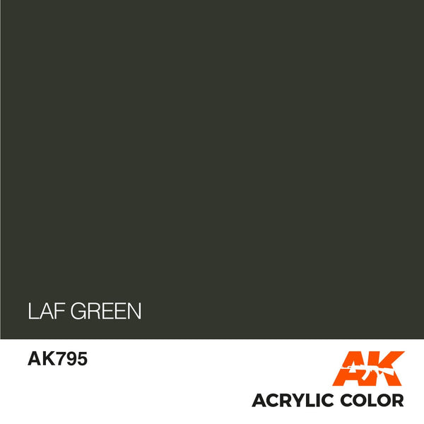 AK795 LAF Green 17ml