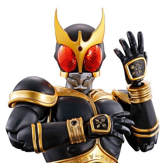 FR - Kuuga Amazing Mighty & Rising Mighty Parts Set