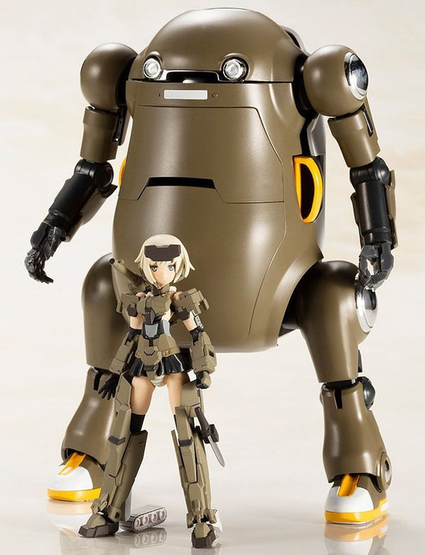 Frame Arms Girl - Hand Scale Gourai with 20 Mechatrowego Brown