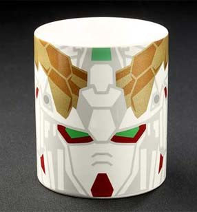Gundam Cup Unicorn Color Changing