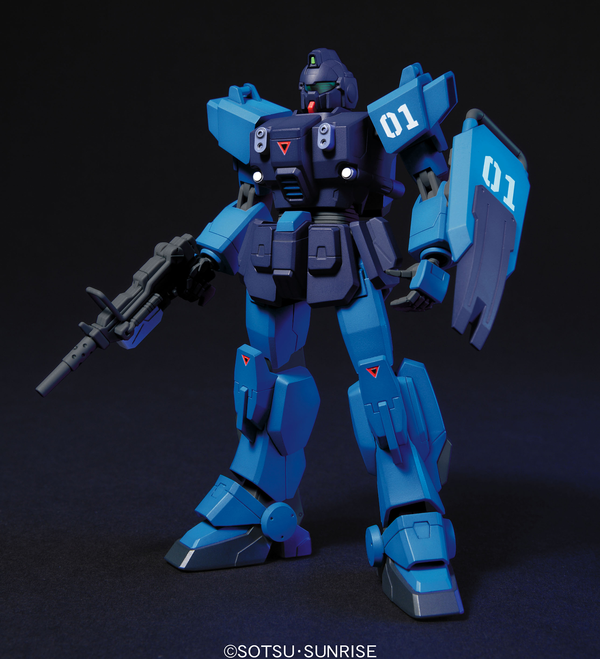 HGUC #080 Blue Destiny 1 1/144