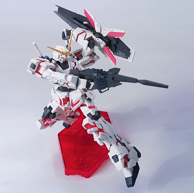 HGUC #100 RX-0 Unicorn Gundam(Destroy Mode) 1/144
