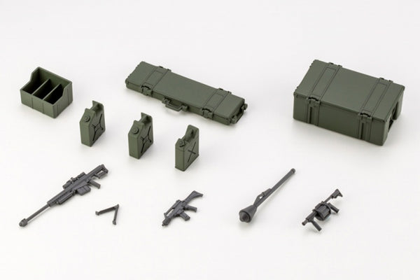 Hexa Gear - Army Container Set