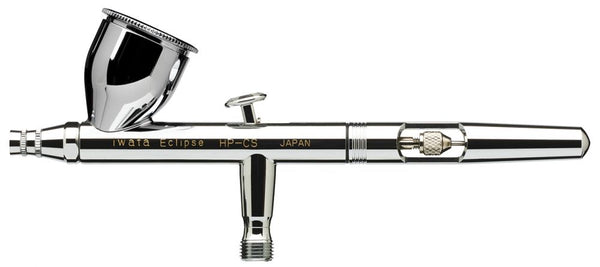 Iwata Eclipse HP-CS Gravity Feed Dual Action Airbrush ECL4500